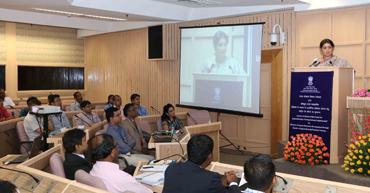 event01 - MHRD National Portal Launch